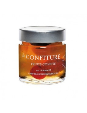 Confiture de fruits confits