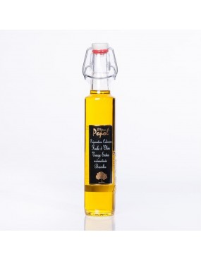 Préparation culinaire Huile d'olive vierge extra Basilic 250 ml