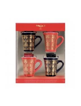 Mini mugs gourmands