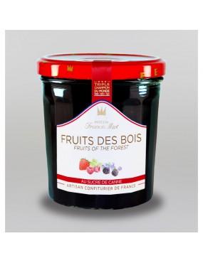 Confiture fruits des bois